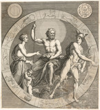 The principal classical gods of Olympus. Date: BCE - 162423713