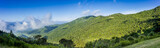 Appalacian Mountains seen from Blue Ridge Parkway