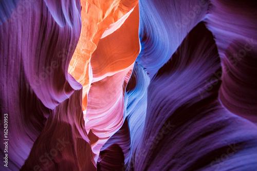 Fotobehang Arizona Antelope Canyon, Arizona, United States