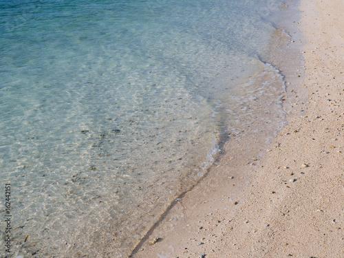 川平湾の水