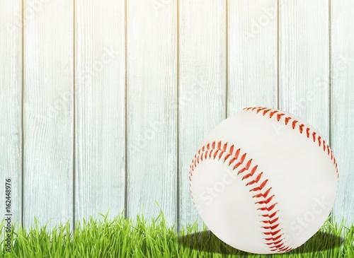 Baseball. Poster