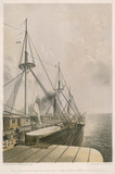 Gt Eastern - Port Paddle. Date: 1865