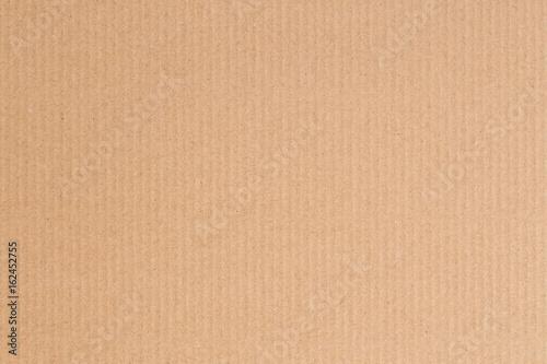 Brown papierowy pudełko jest pusty, tło, Abstrakcjonistyczny kartonowy tło