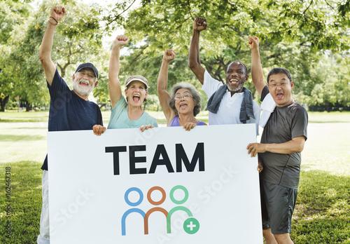 Partnership Achievement Squad Support Responsibility