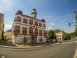 canvas print picture - Rathaus von Hof an der Saale