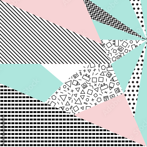 vector abstract background - 162488715