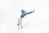 Brackdance, Bboy, virtuoso dances, breaker and hip hop - 162506546