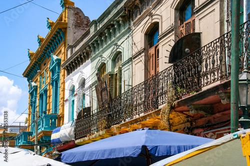 Foto op Plexiglas Buenos Aires La Boca, Buenos Aires, Argentina