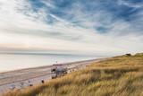 Blick über die Dünen auf den Strand von Rantum - 162602737