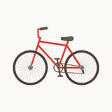 Bike vector illustration
