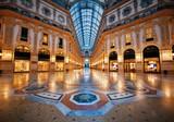 Galleria Vittorio Emanuele II interior - 162640126