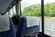 高速バス 車内