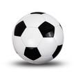 canvas print picture - Fußball