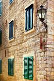Street in Old town of Kotor
