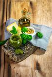 Homemade Pesto alla Genovese.....Tradizione Italiana