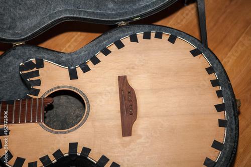 Acoustic Guitar Repair Buy Photos Ap Images Detailview