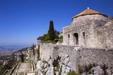 Klis fortress near Split, Croatia - 162782598