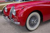 alter englischer Sportwagen