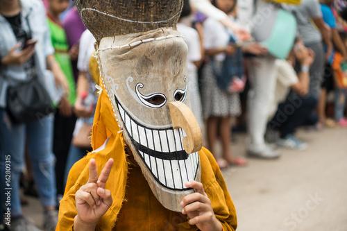 Phi Ta Khon Tradition Poster
