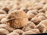 Walnuts. Food background. - 162886568