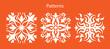Flower patterns - 162893380