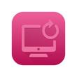 Matte Long Shadow App-Icon