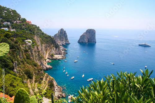 Isla de Capri, Nápoles, Campania, Italia