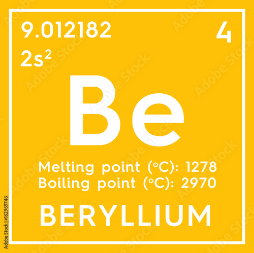 Beryllium buy photos ap images search beryllium alkaline earth metals chemical element of mendeleevs periodic table beryllium in square urtaz Image collections