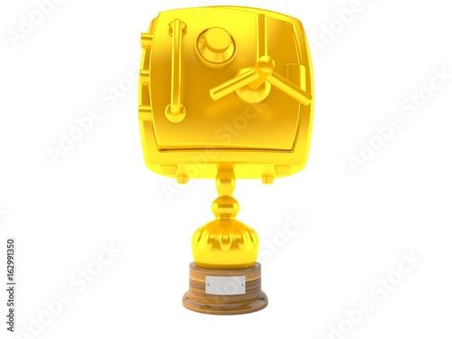 Foto op Canvas Banking trophy