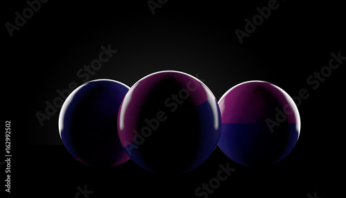 Paintball balls