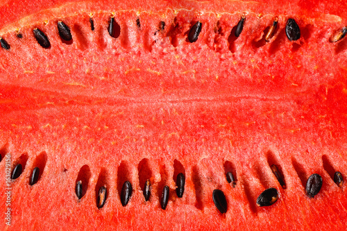 close up of watermelon .food background.