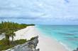 Paradise beach Bahamas