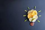 Healthy food ideas - 163041925