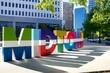 Atlanta midtown sign
