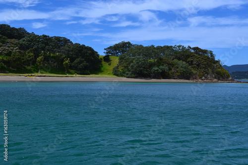 ocean view in New Zealand