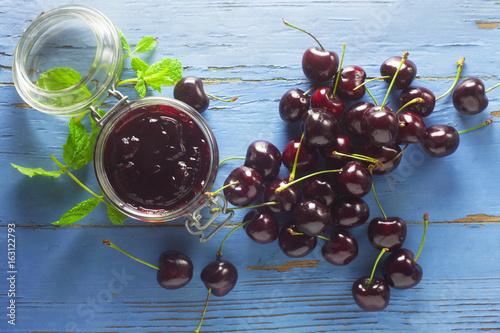 Cherry Jam - 163122793