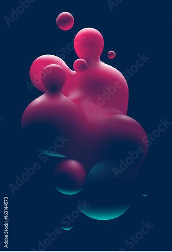 Formes abstraites vectorielles 1 - 163144573