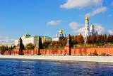 Москва. Кремлёвская набережная.