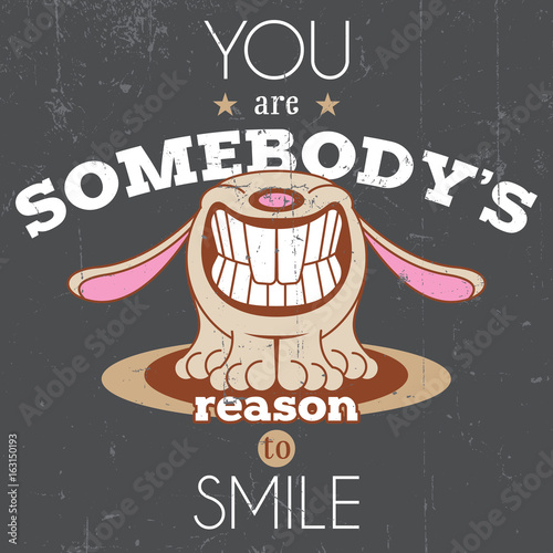 Positive Funny Poster