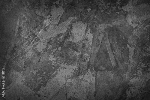 Poster Betonbehang abstract grunge design background of concrete wall texture