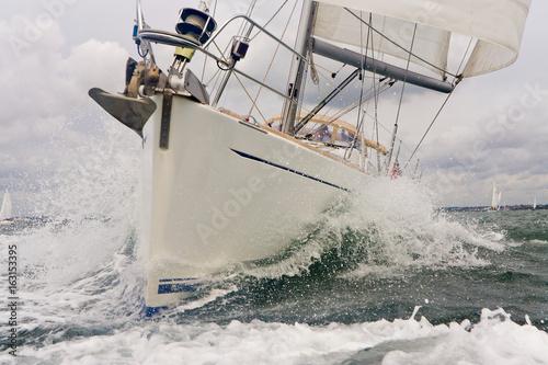 Poster Sailing Boat Yacht