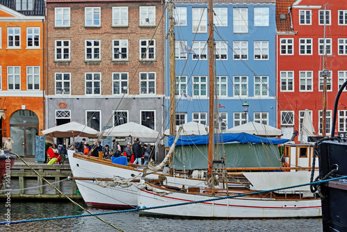 Nyhavn -Copenhagen, Denmark