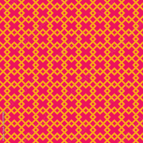 obraz lub plakat Seamless Squares