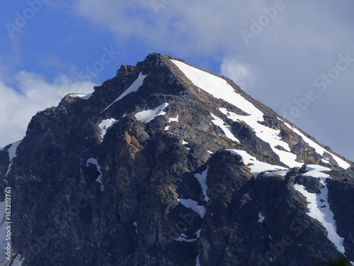 Views from the 3 Valley Gap area of British Columbia.Scenic mountain landscapes up close