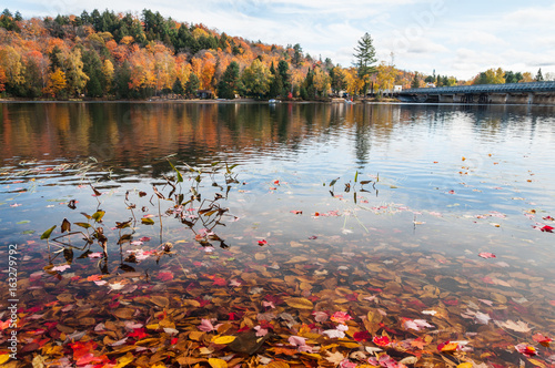 Keuken foto achterwand Canada Autumn landscape