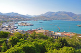 A scenic view of the Marina in Gaeta