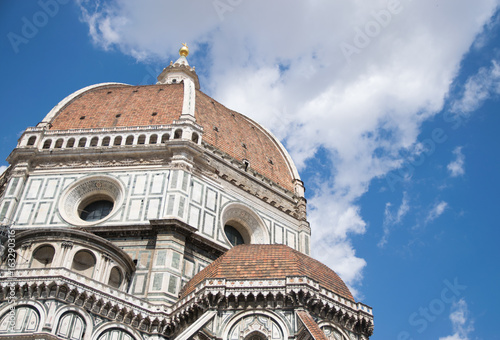 Duomo of Santa Maria del Fiore in Florence Tuscany Italy