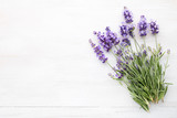 Lavender flowers. - 163296163