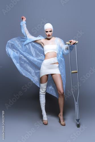 victim of plastic surgery