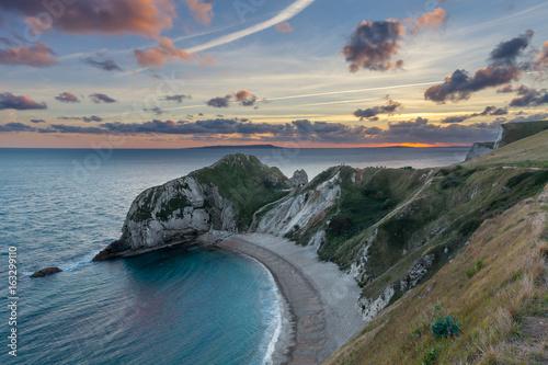 The Jurassic Coast, Dorset Poster